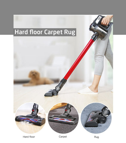 Portable 2 In1 Cordless Vacuum Cleaner