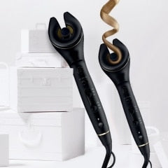Image of Ceramic Spiral Hair Curling