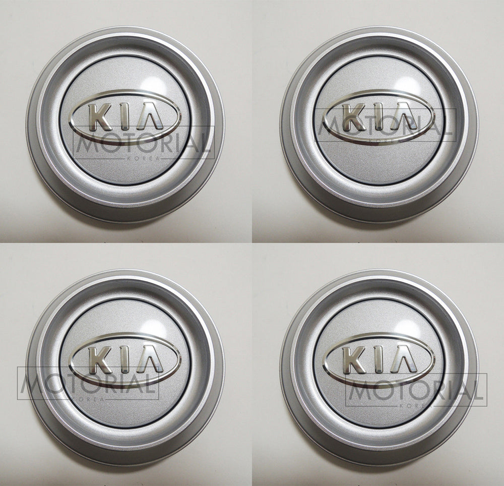 KIA SORENTO 2003-2006 Genuine OEM Wheel Center Hub Cap 4EA 1Set