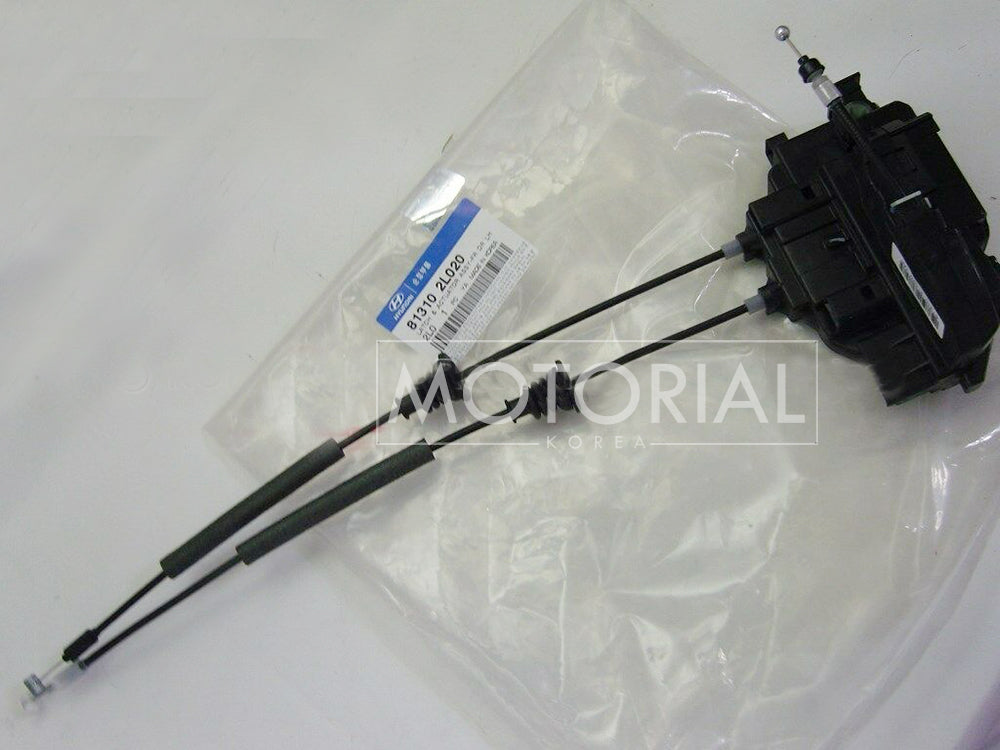 2008-2012 HYUNDAI i30 / I30cw / ELANTRA TOURING Genuine Latch Actuator Front Left 813102L020