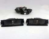 2009 2013 KIA FORTE KOUP / CERATO KOUP Genuine OEM License Plate Modules Lamp Assy 3pcs 1set