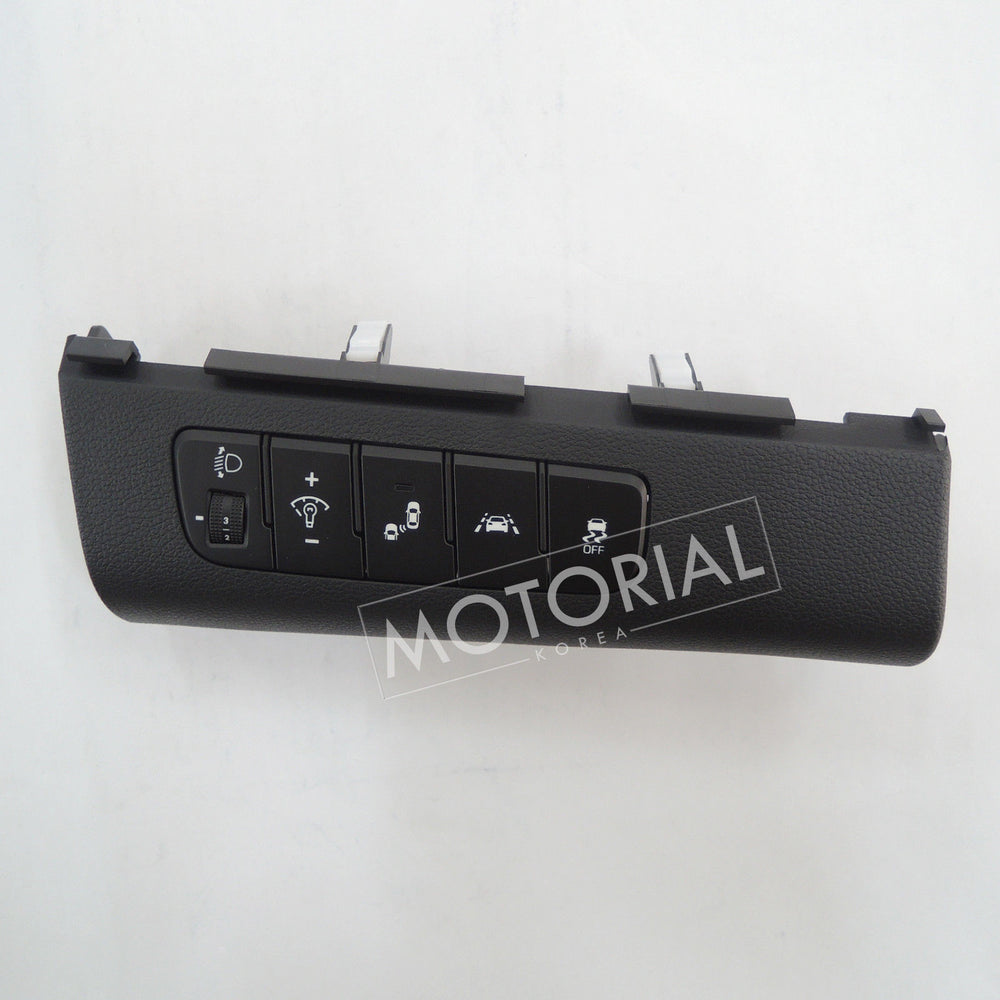 2017-2018 HYUNDAI ELANTRA / AVANTE Genuine OEM Side Crash Pad Switch 93700F2110TRY