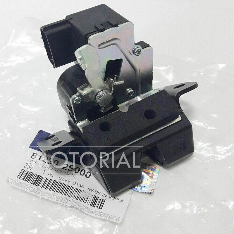 2010-2015 HYUNDAI TUCSON Genuine OEM Rear Trunk Tail Gate Latch 812302S000