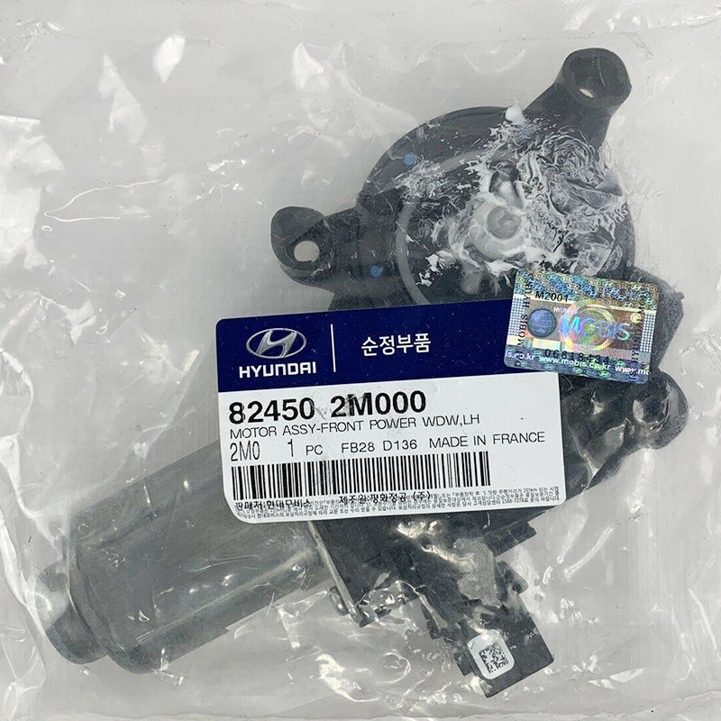 2010-2016 HYUNDAI Genesis Coupe Genuine OEM Driver Door Power Window Motor