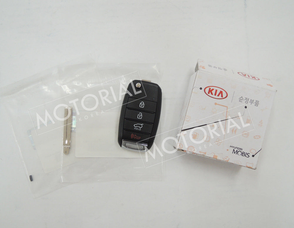 2016-2018 KIA SPORTAGE OEM Keyless Entry Remote Transmitter Assy 3pcs Set