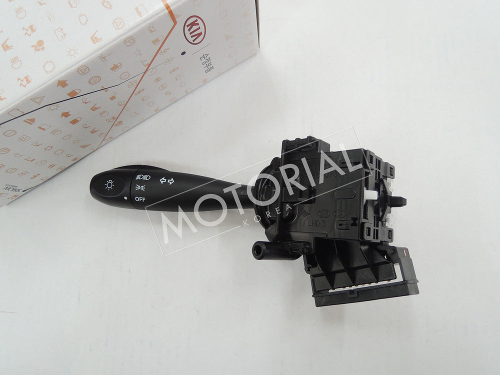 2002-2005 HYUNDAI GETZ / CLICK Genuine OEM Light Turn Signal Switch Assy