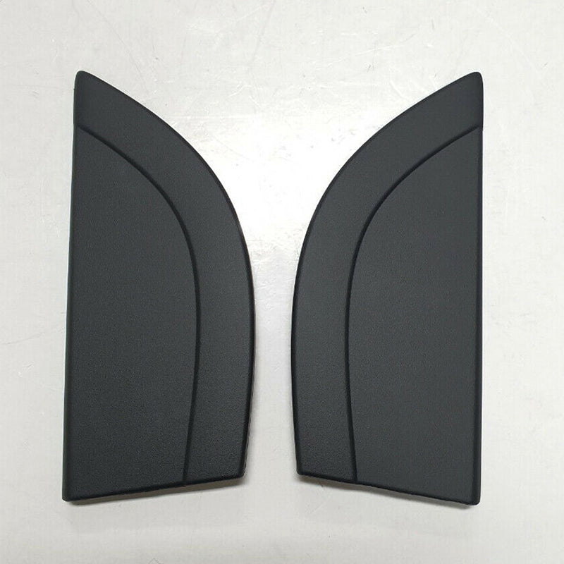 2006-2010 HYUNDAI ACCENT Genuine OEM Rear Delta Molding 2pcs Set 838301E000 838401E000
