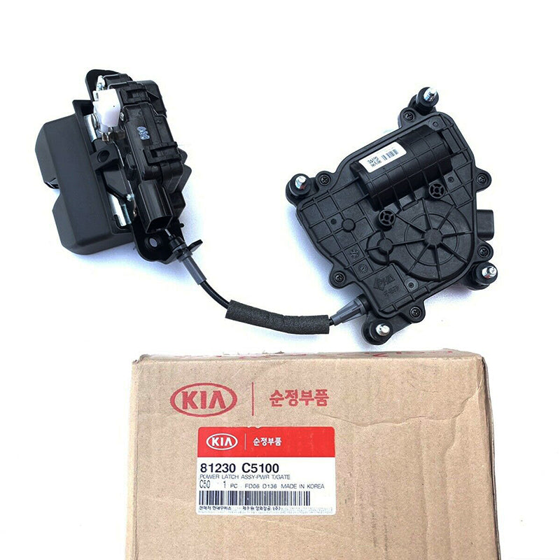 2016-2019 KIA SORENTO Genuine 81230C5100 Rear Power Tailgate Latch Actuator