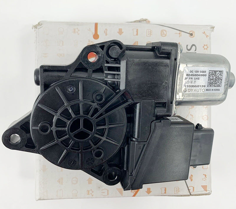 2016-2020 KIA Optima OEM 82450D4000 Front Left Window Motor Auto Up & Down / Safety