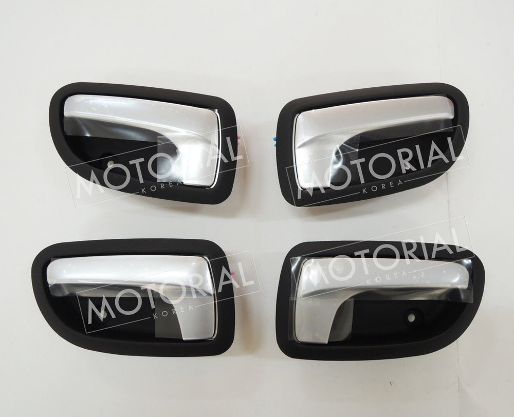 2008-2010 KIA PICANTO / MORNING OEM Inside Door Handle Catch Assy 4Pcs Set