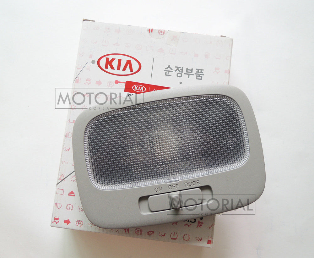 HYUNDAI ENTOURAGE 2006-2010 Genuine OEM Room Lamp Assy Gray