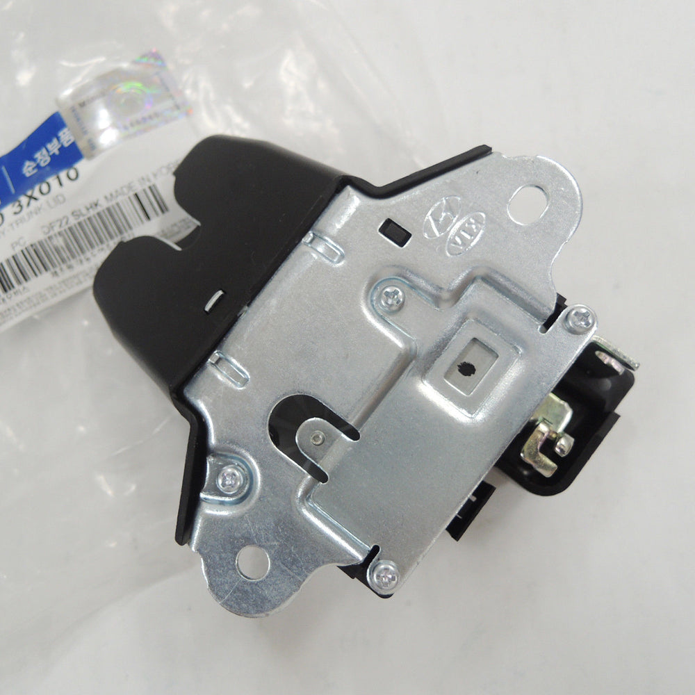 2011-2016 HYUNDAI ELANTRA / AVANTE Genuine OEM Rear Trunk Lid Latch Assy 812303X010