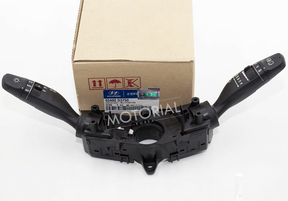 Genuine Multi-Function Switch Assy 93400D3750 93400D3751 For Hyundai Tucson 2016 2017 2018