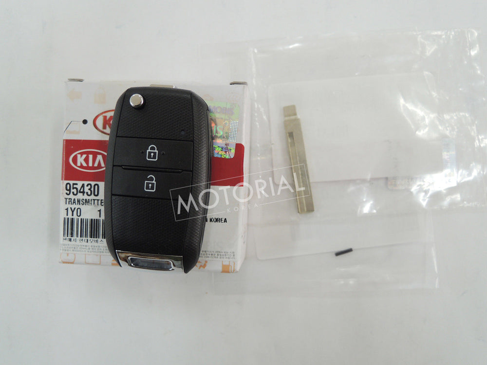 2014-2016 KIA PICANTO / MORNING OEM Transmitter Assy-Keyless Entry 954301Y500