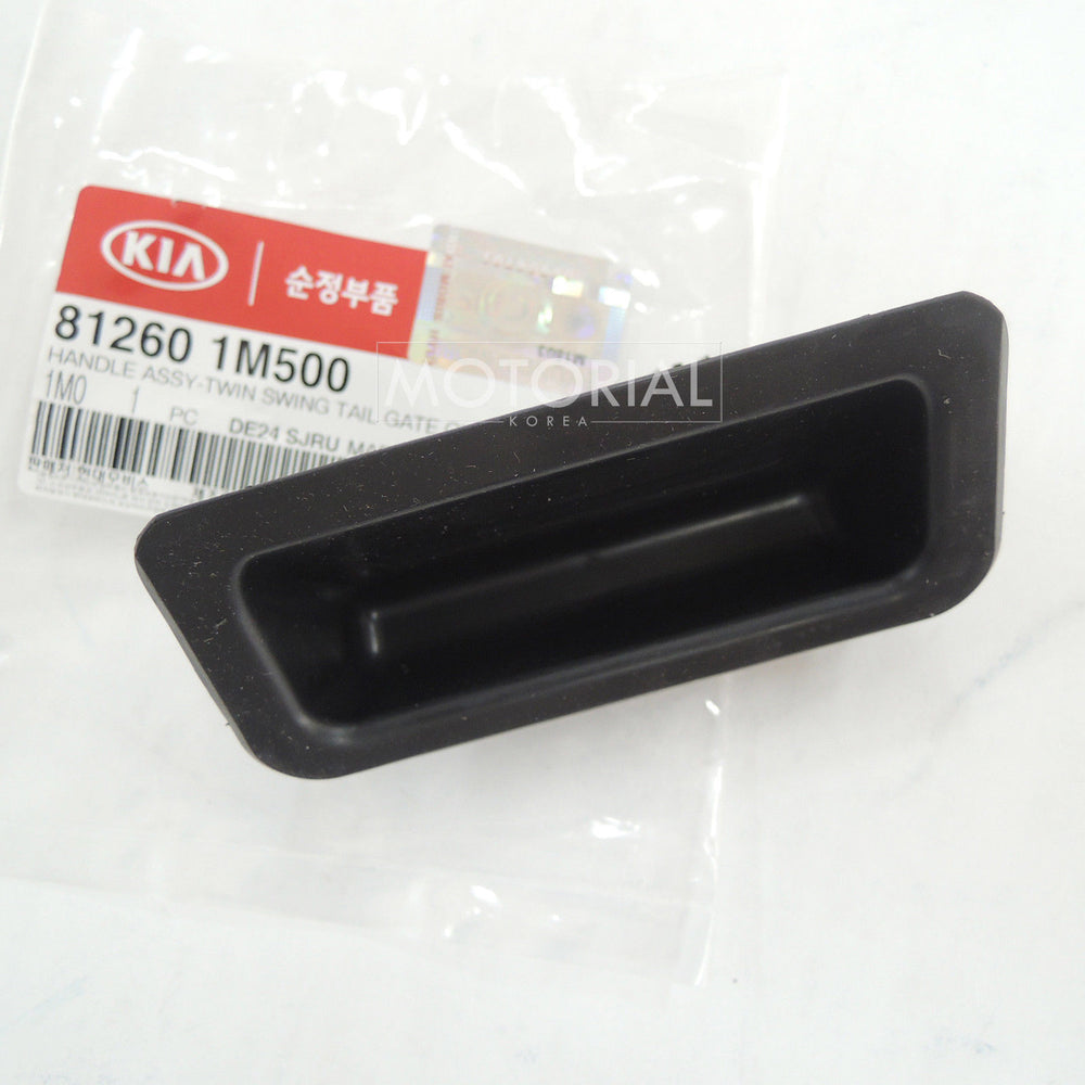 2009-2018 KIA CERATO Hatchback OEM Twin Swing Tail Gate Outside Handle 812601M500