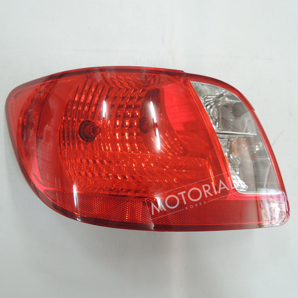 2006-2011 KIA RIO Genuine OEM Rear Tail Brake Lamp Left 924011G000