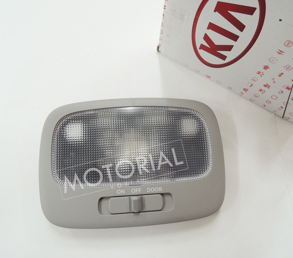 2011-2015 KIA SPORTAGE Genuine OEM Gray Room Lamp