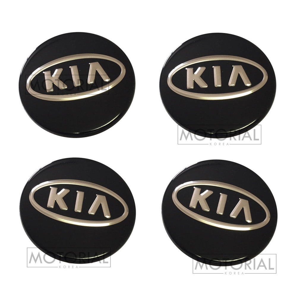 2005-2016 KIA PICANTO / MORNING OEM Wheel Center Hub Cap 4pcs Set