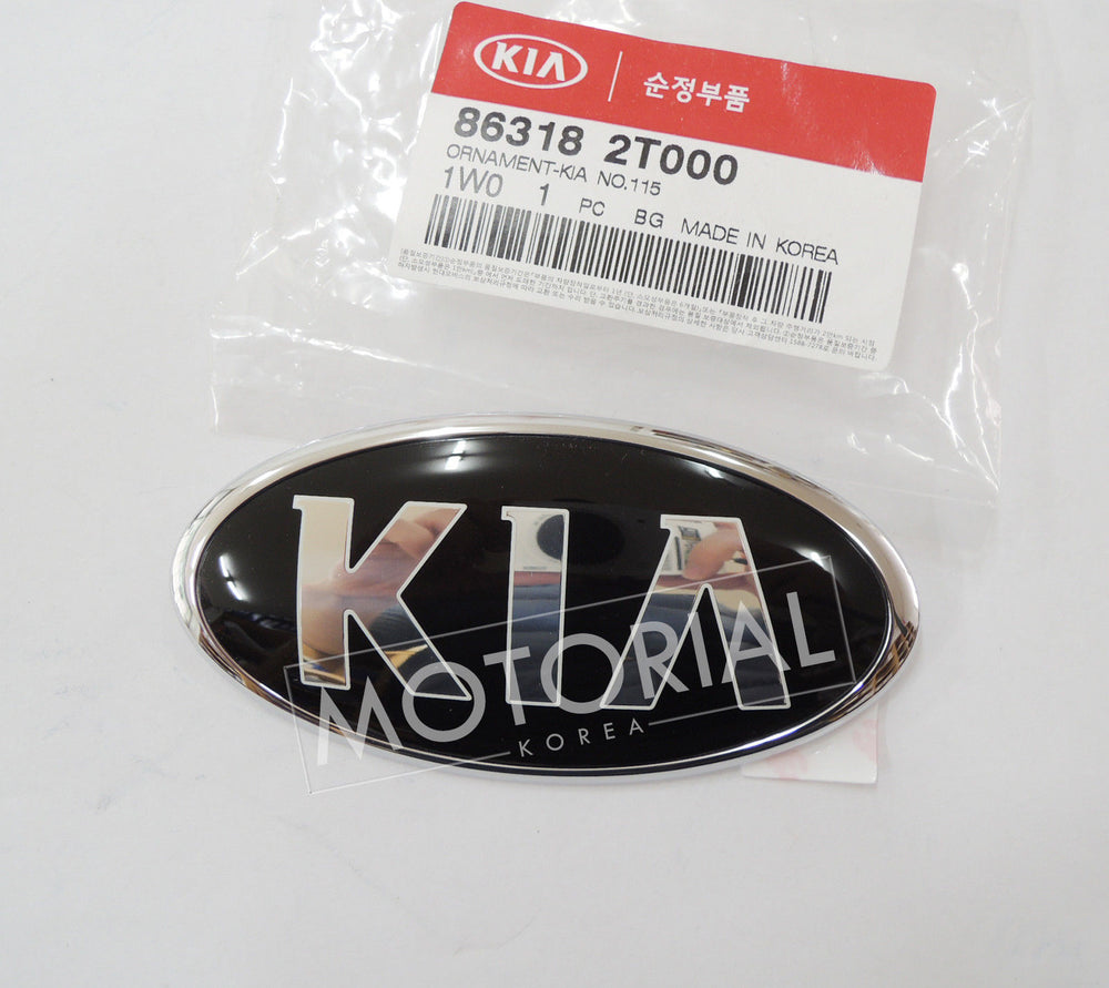 KIA OPTIMA / K5 2011-2015 Genuine OEM Front KIA Logo Emblem Badge