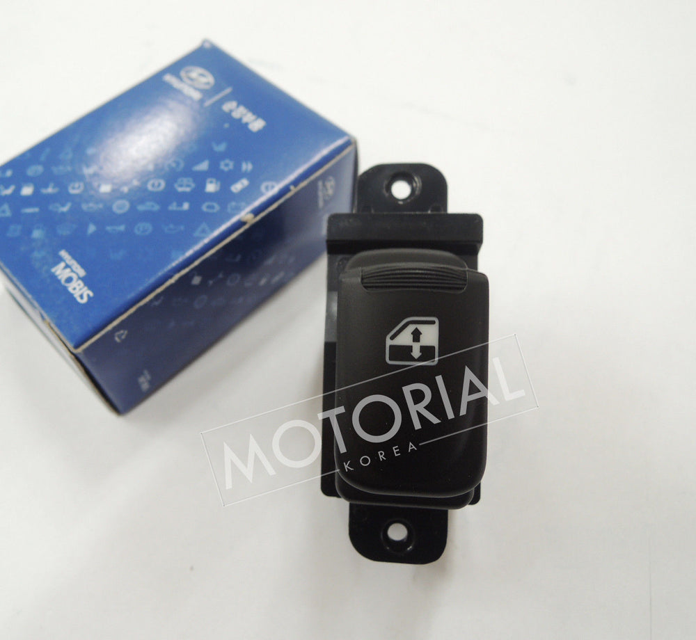 2007-2010 HYUNDAI ACCENT / VERNA OEM Sub Power Window Switch Assy