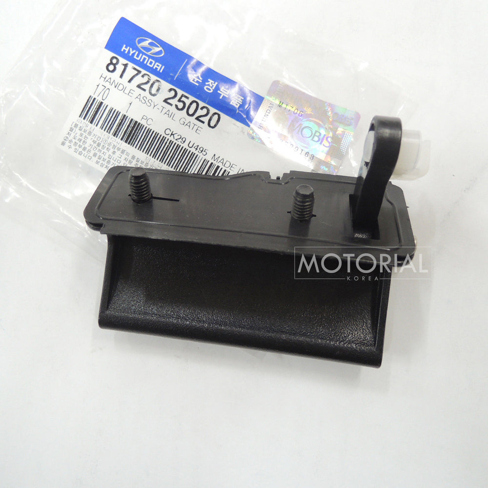 Genuine 8172025020 Tail Gate Handle For HYUNDAI ACCENT 1999-2006