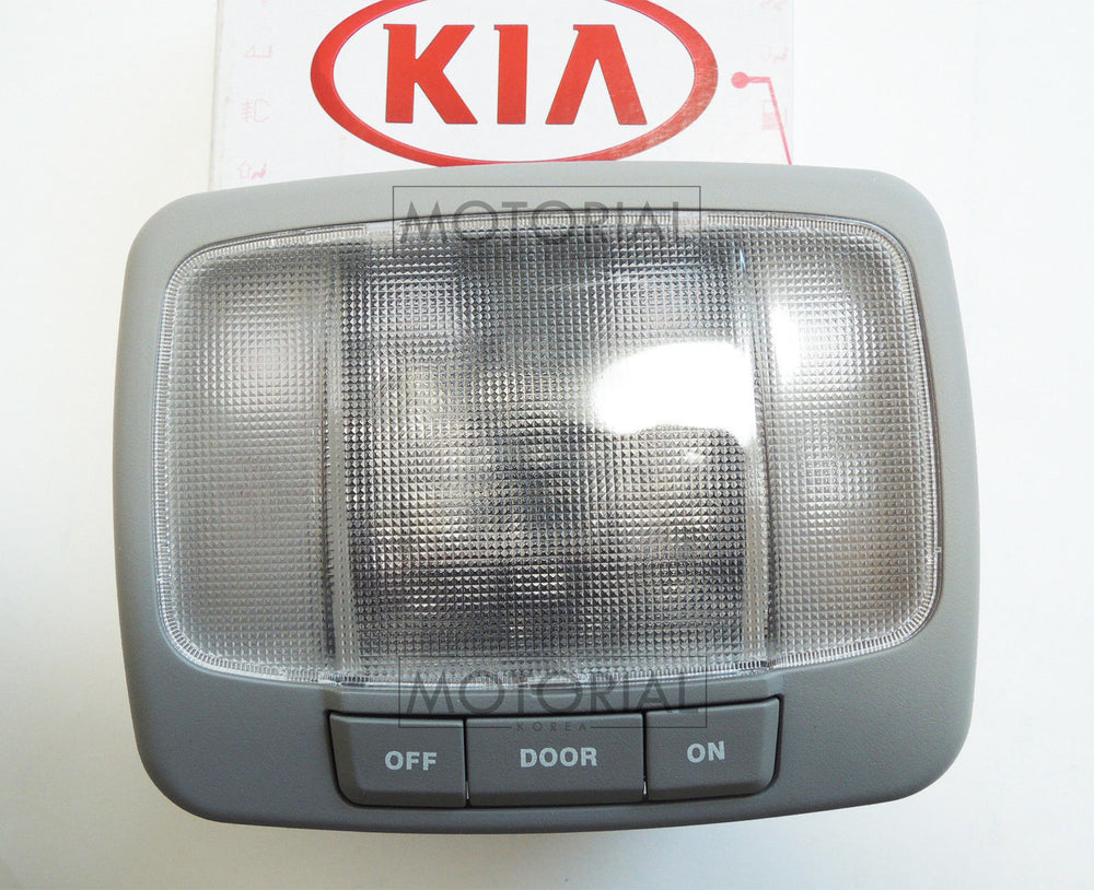 2003-2009 KIA SORENTO Genuine OEM Gray Room Lamp