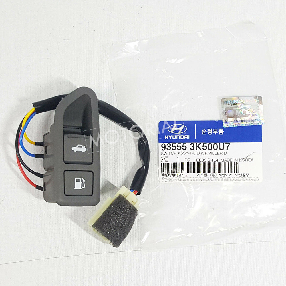 935553K500U7 Trunk Lid and Fuel Filler Door Switch For Hyundai Sonata 2008-2010