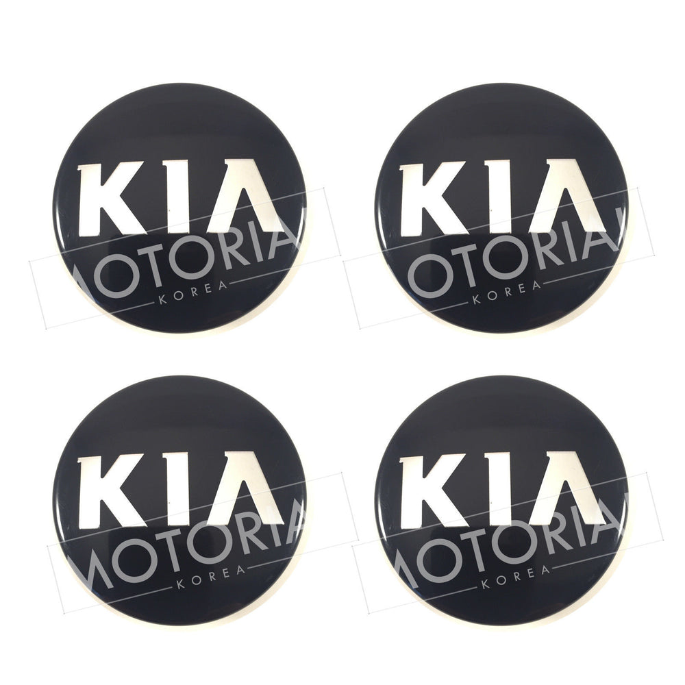 2015-2018 KIA SEDONA / CANIVAL Genuine OEM Wheel Center Hub Caps 4pcs set