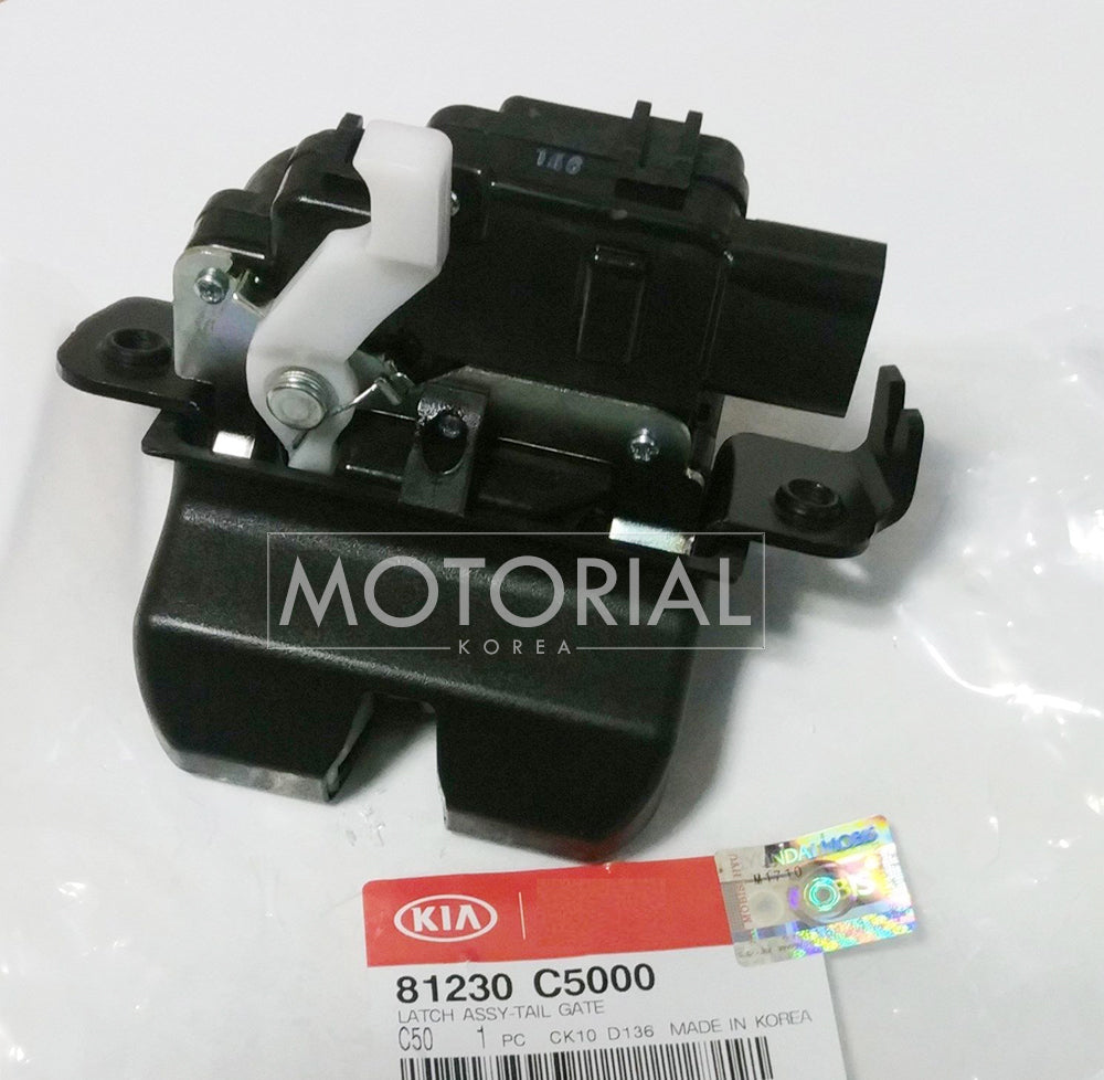 2016-2019 KIA SORENTO Genuine Rear Trunk Lock Actuator Motor Tail Gate Latch Release 81230C5000