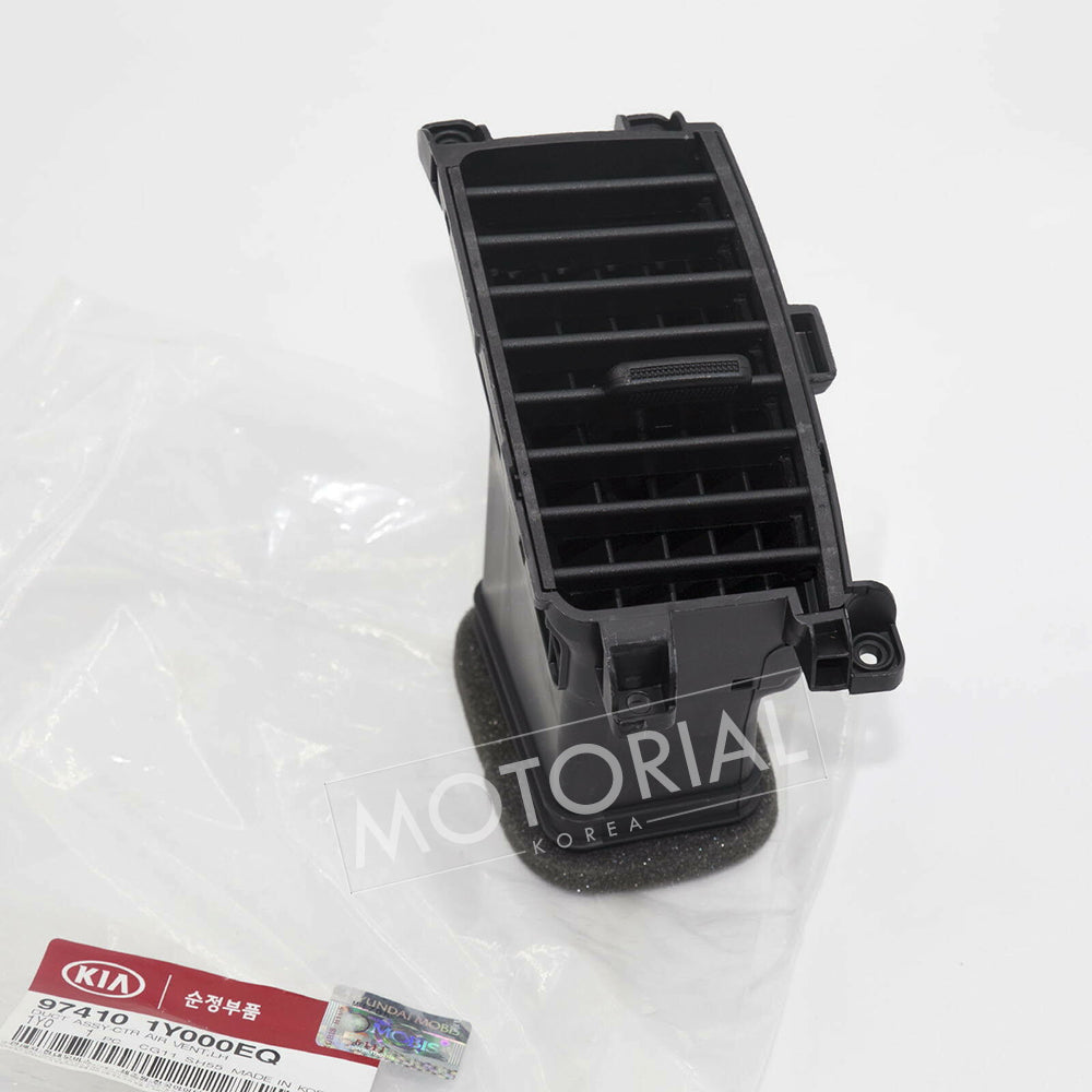 2011-2016 KIA PICANTO Genuine Center Air Duct Vent LH Side 974101Y000EQ
