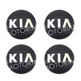 KIA RIO PRIDE 2012-2018 Genuine OEM Wheel Center Caps 4Pcs 1Set