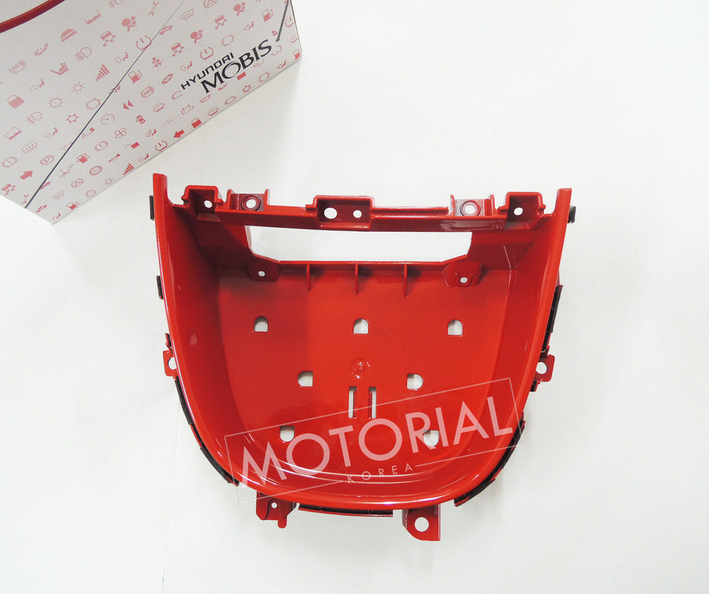 2014-2018 KIA SOUL Genuine OEM Tray Floor Console Red
