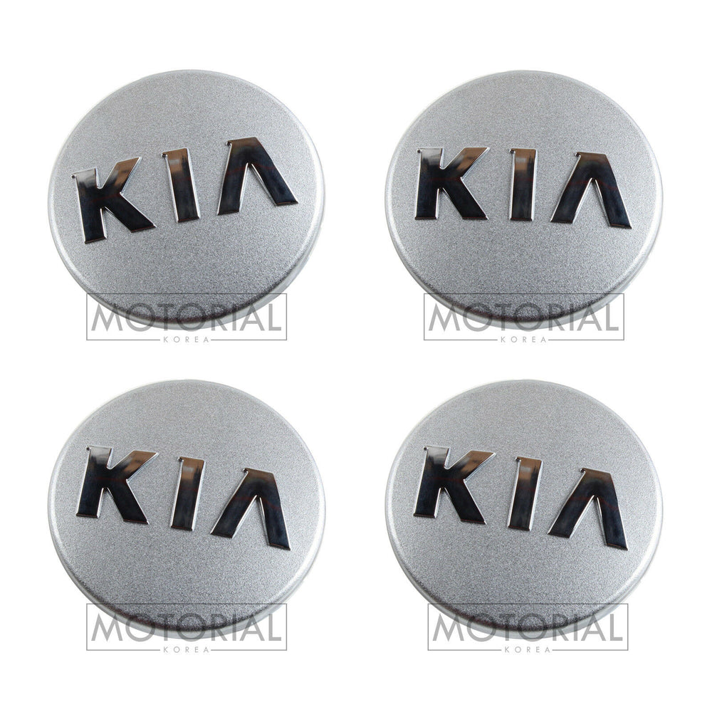 OEM KIA Wheel Center Hub Cap 4Pcs 1Set For KIA 15-18 SEDONA / 11-15 OPTIMA 529601Y200