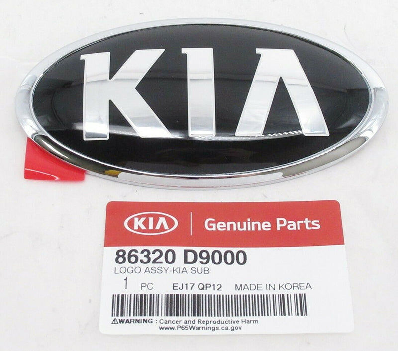 2017-2020 KIA SPORTAGE Genuine OEM Rear Trunk Emblem Badge