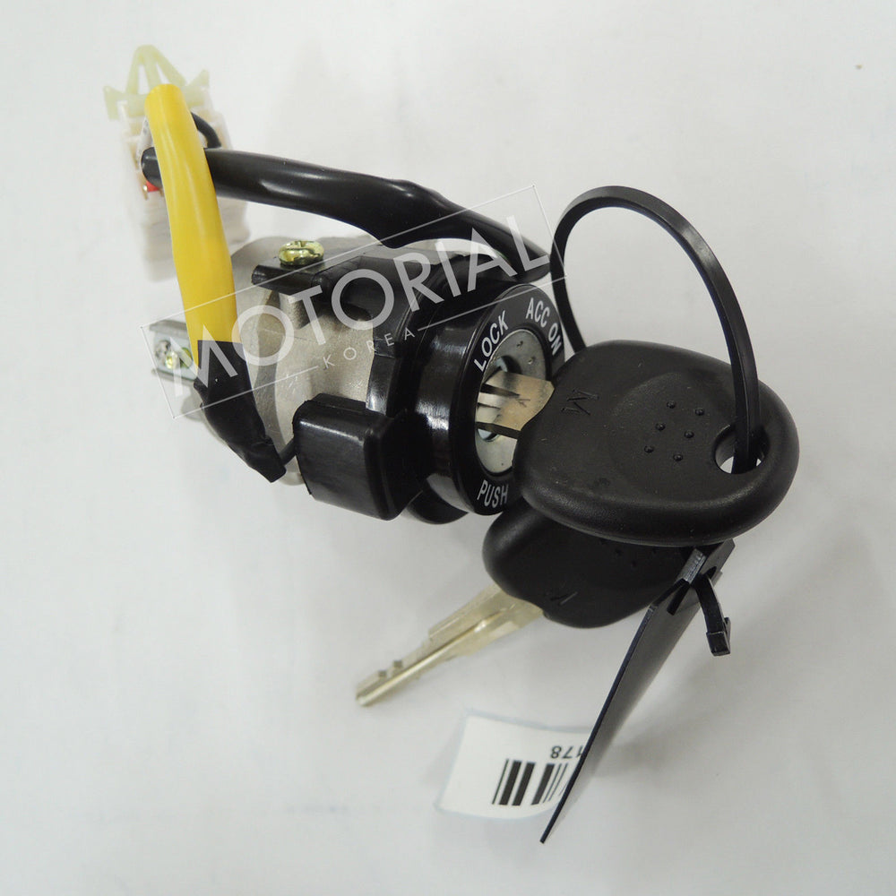 2005-2010 HYUNDAI ACCENT Genuine OEM Key Ignition Lock Cylinder