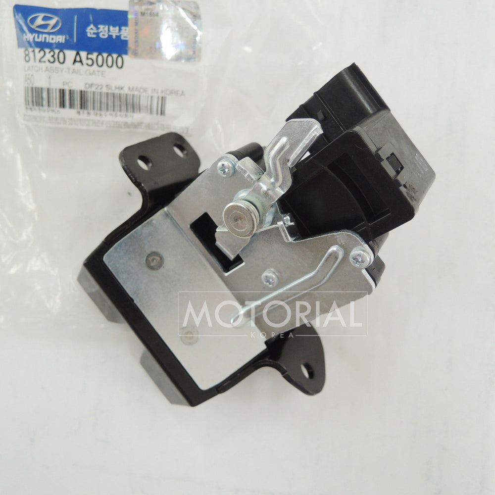 2013-2017 HYUNDAI ELANTRA GT / i30 Hatchback Genuine OEM Tail Gate Latch Assy 81230A5000