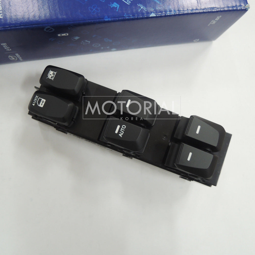 2010-2015 HYUNDAI TUCSON ix35 Genuine OEM Front Left Power Window Switch 935712S000