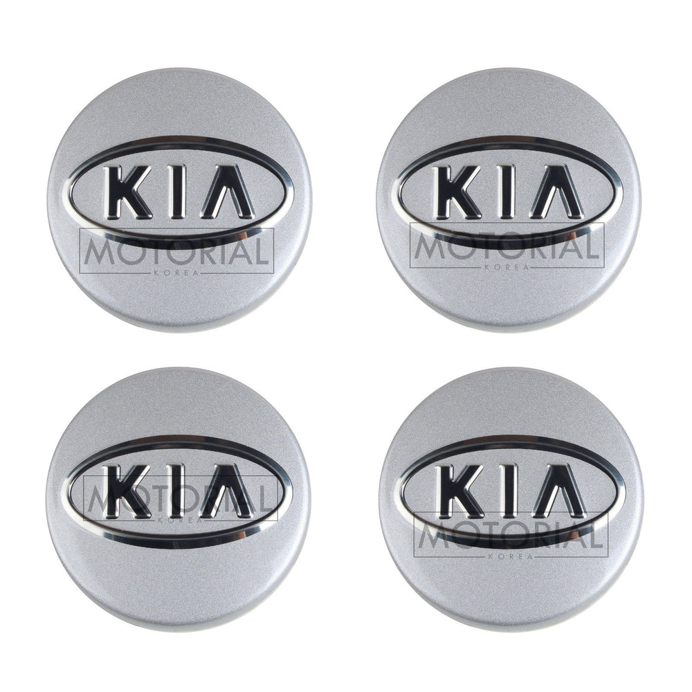 2006-2010 KIA OPTIMA Genuine OEM KIA Wheel Center Cap 4pcs Set