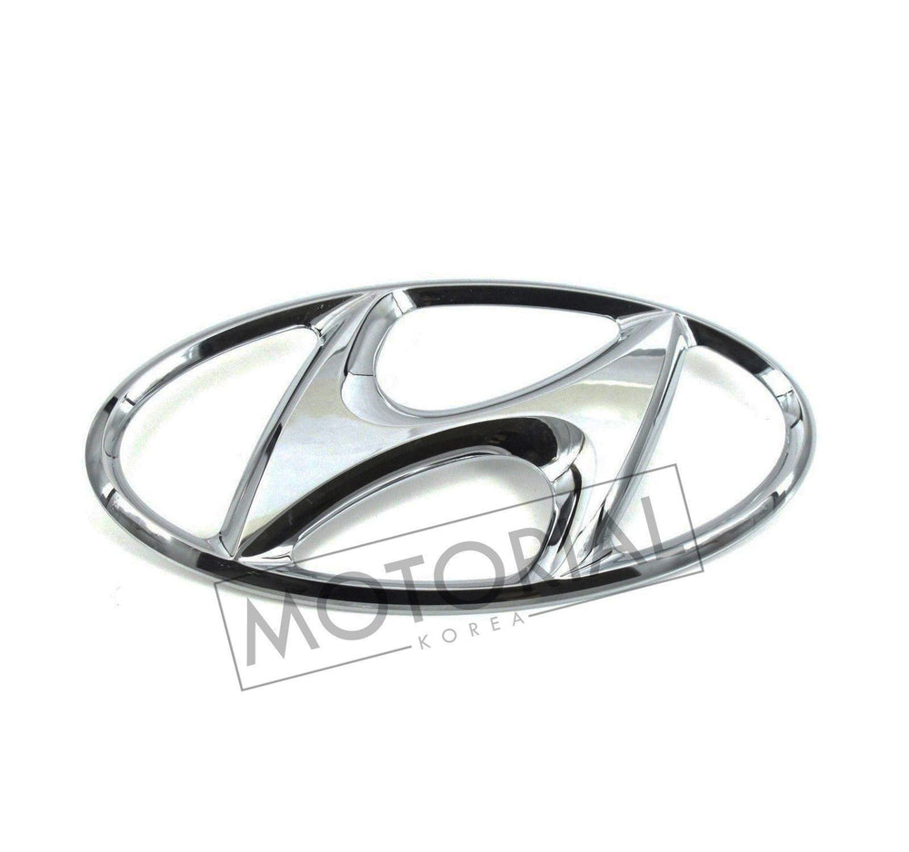 2013-2016 HYUNDAI i30 / ELANTRA GT Genuine OEM Rear Trunk H Logo Mark Emblem