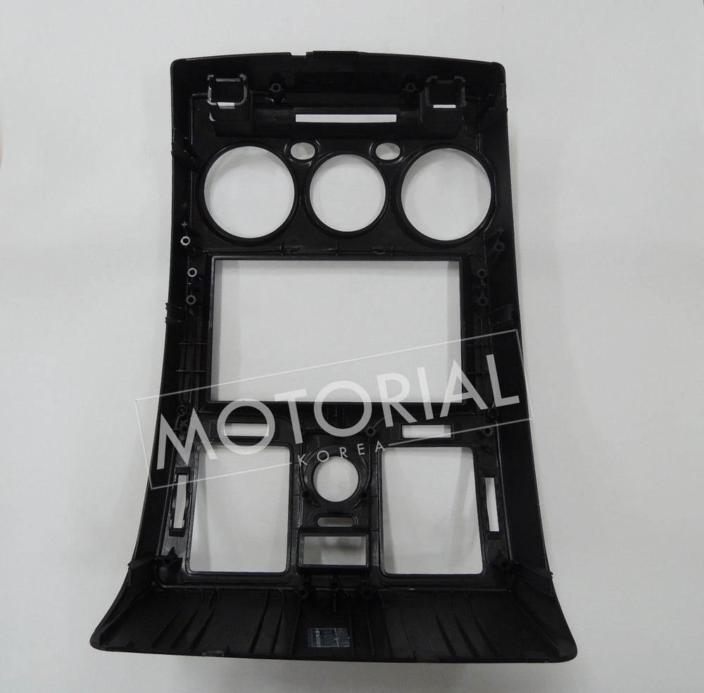 HYUNDAI 2006-2011 GETZ / CLICK Genuine OEM Black Center Fascia Panel