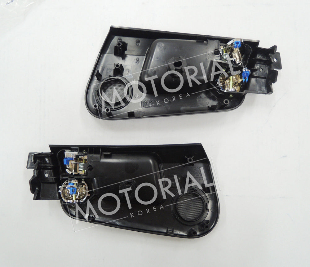 2005-2007 SSANGYONG ACTYON / ACTYON SPORTS OEM Front Door Inside Handle 2pcs Set