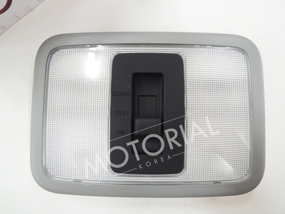2008-2016 KIA BORREGO MOHAVE Genuine OEM Room Lamp Assy 928502J000H9