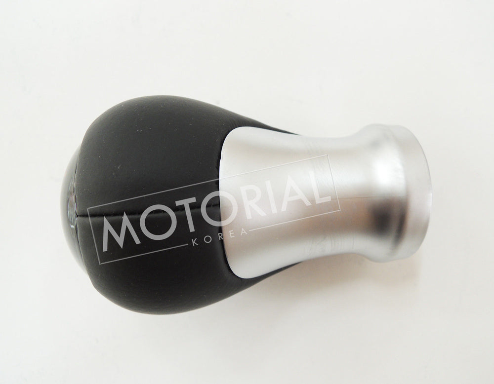 2002-2011 HYUNDAI GETZ / CLICK OEM Leather Gear Shift Knob Lever 5Speed