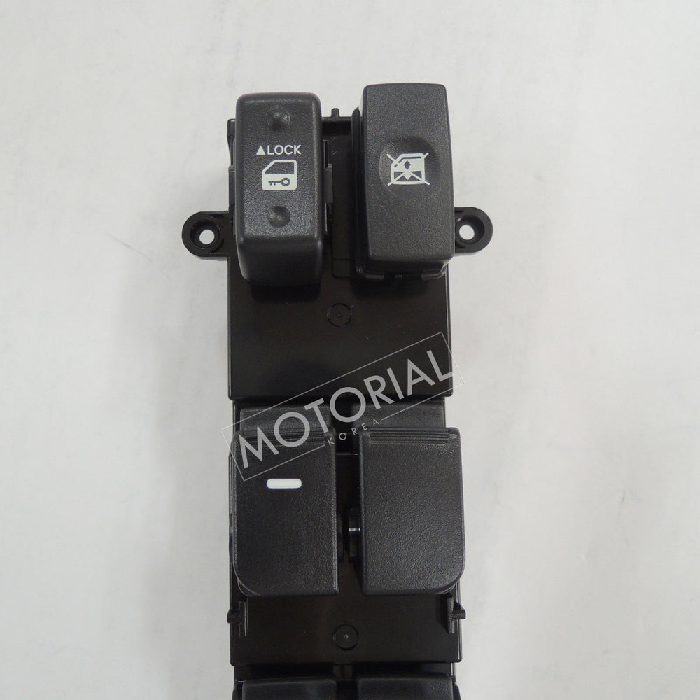 2009-2013 KIA SOUL Genuine OEM Main Power Window Switch Front Left
