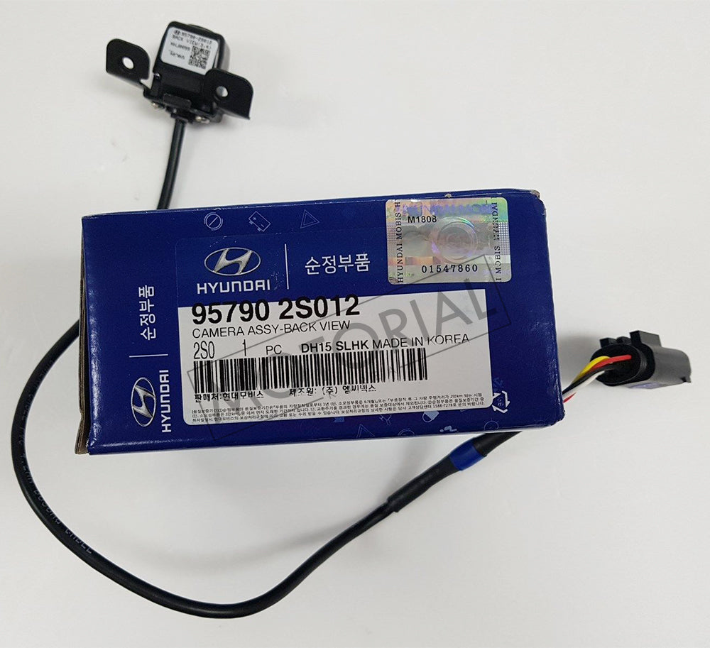 2011-2013 HYUNDAI ix35 / TUCSON Genuine OEM Rear View Camera 957902S012