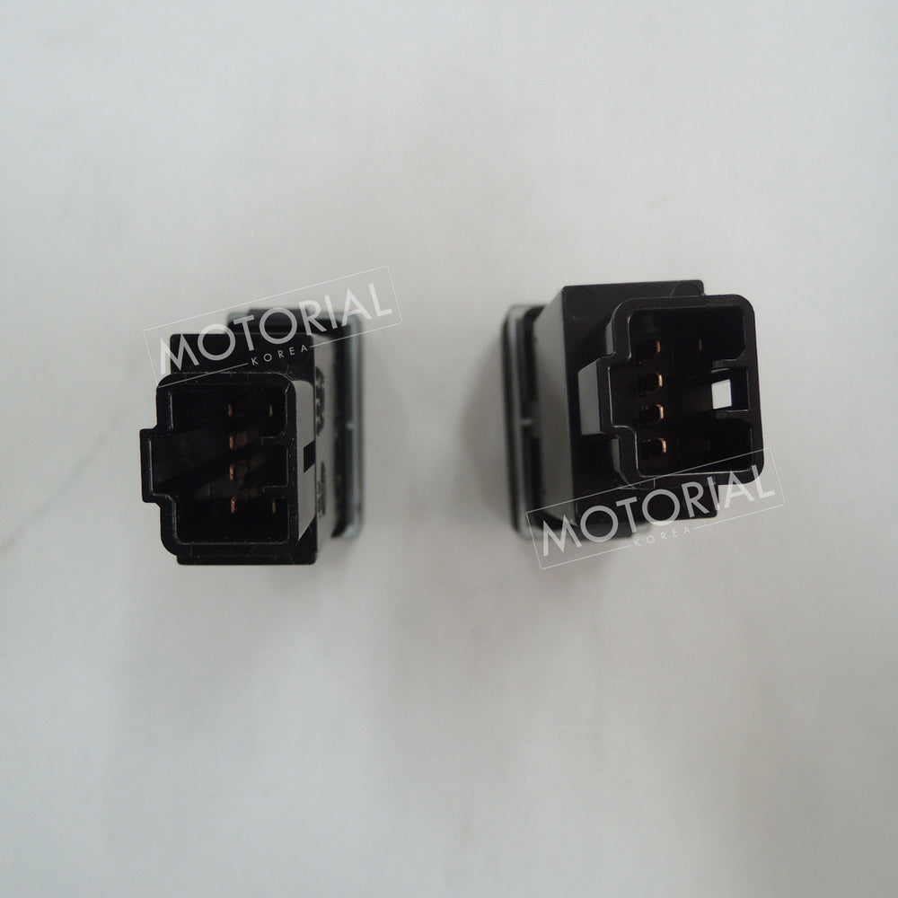 2001-2007 HYUNDAI TERRACAN Genuine OEM Front Seat Heated Switch 2pcs Set