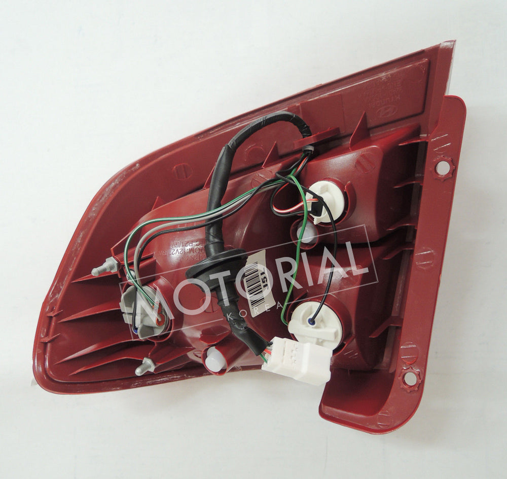 2006-2011 HYUNDAI GETZ / CLICK Genuine OEM Tail Lamp Assy Left
