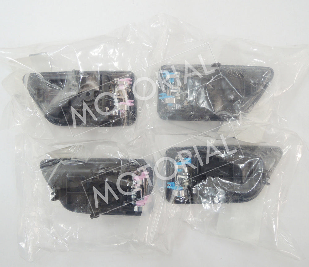 2002-2011 HYUNDAI GETZ / CLICK OEM Inside Door Handle Catch 4Pcs Set