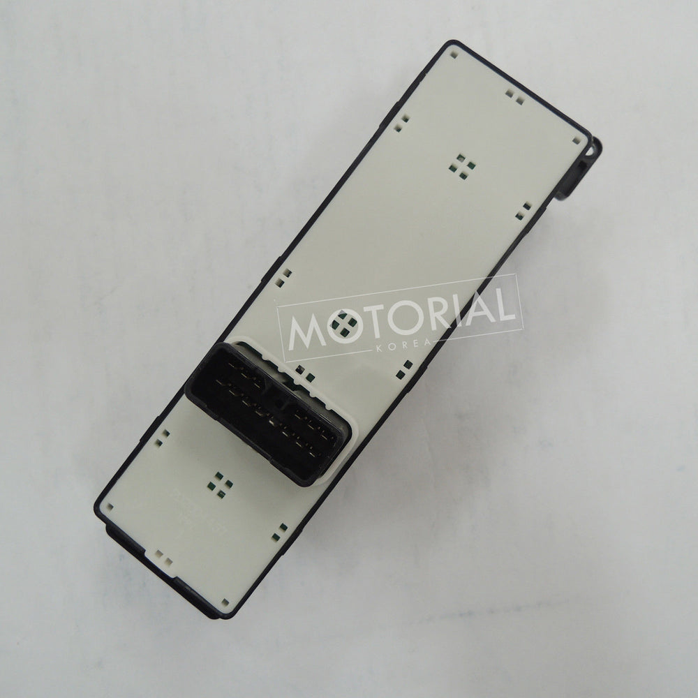 2005-2011 KIA RIO / PRIDE Genuine OEM Front Left Main Power Window Switch