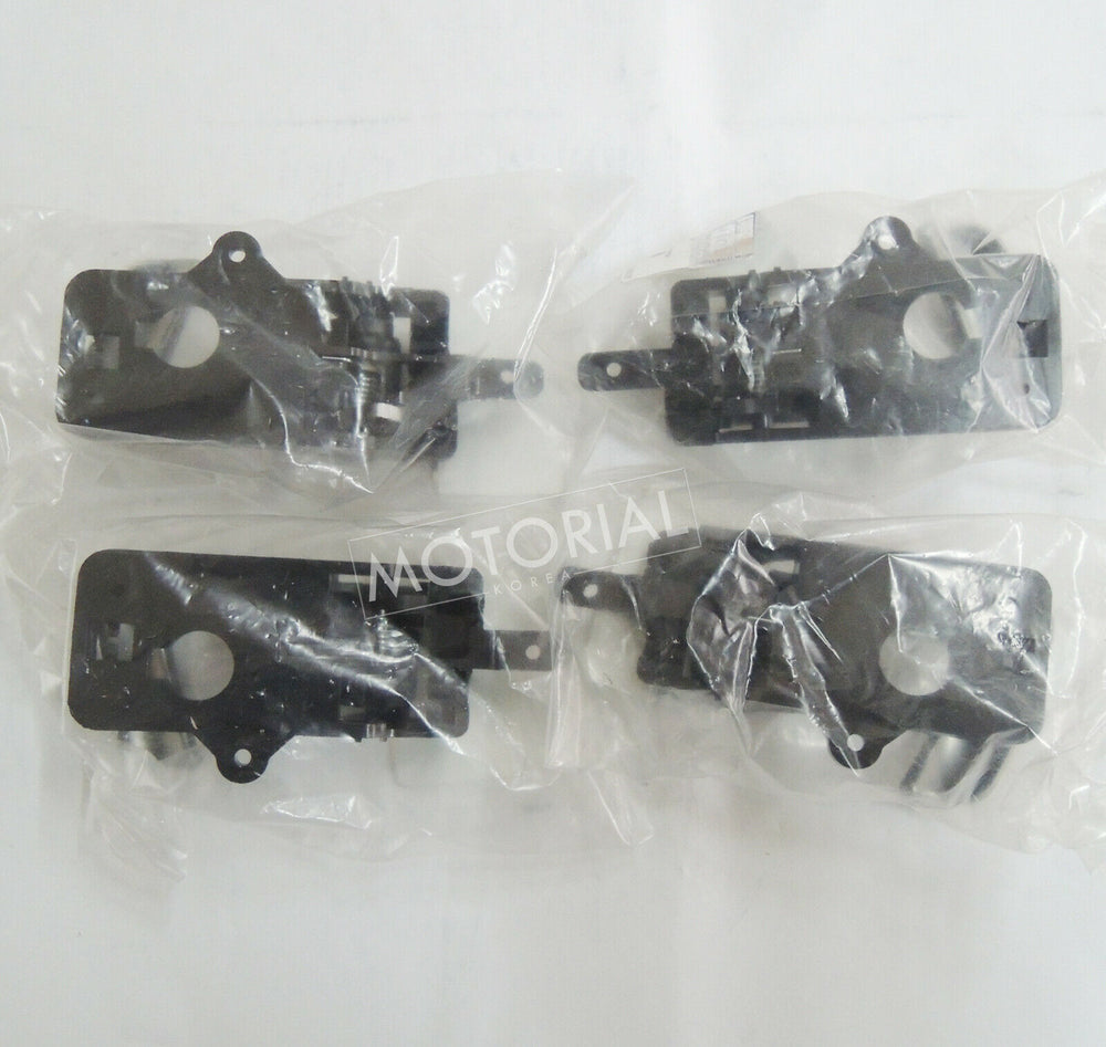 2007-2012 HYUNDAI SANTA FE Genuine OEM Inside Door Handle 4pcs Set